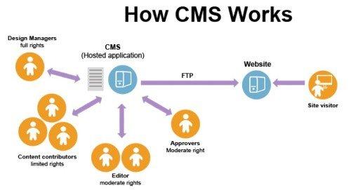 hace falta para tener un blog un CMS
