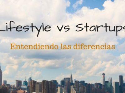 Lifestyle vs Startups