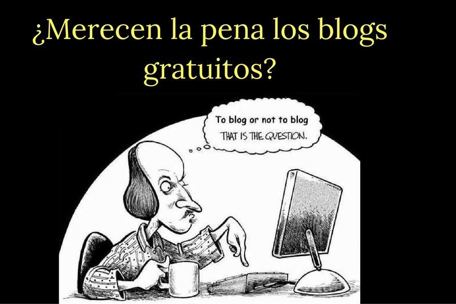 Blogs Gratis vs Blogs de pago