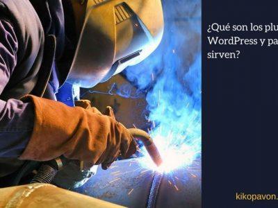 Los plugins de WordPress son trozos de código que aumentan la funcionalidad de nuestras webs.