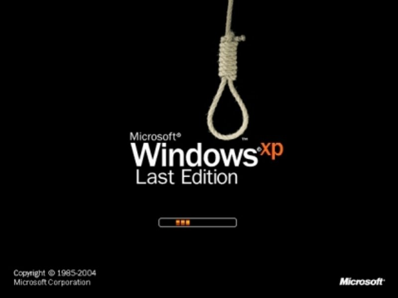 Portada de Windows