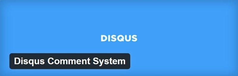 Disquss es un plugin de comentarios para wordpress