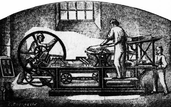 Imprenta antigua